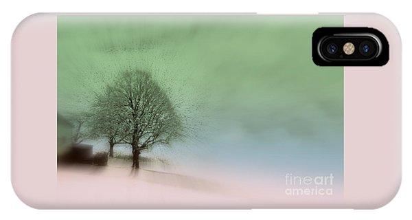 Almost A Dream - Winter In Switzerland IPhone Case
