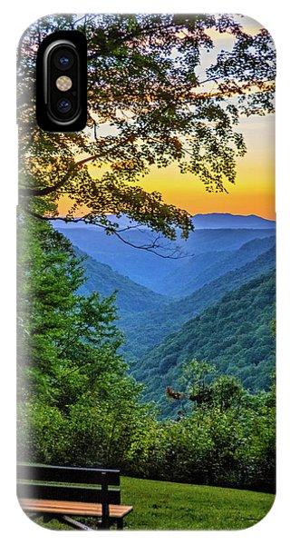 Steve Harrington iPhone Case - Almost Heaven - West Virginia 3 by Steve Harrington