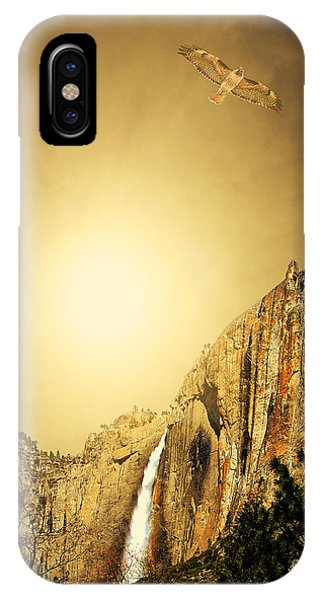 Almost Heaven IPhone Case