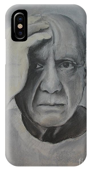 Almost Picasso IPhone Case