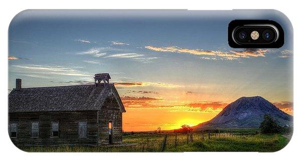 Almost Sunrise IPhone Case