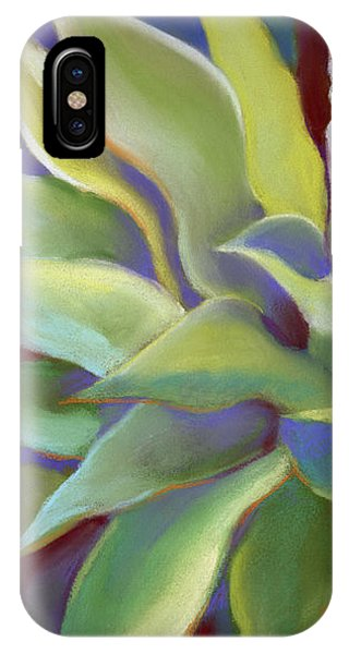 Aloe Plants In Big Sur IPhone Case
