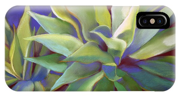 Aloe Plants In Big Sur IPhone Case