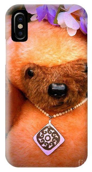 Aloha Bear IPhone Case