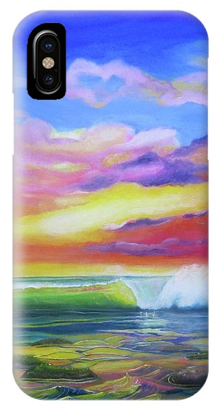 Aloha Reef IPhone Case