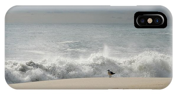 Alone - Jersey Shore IPhone Case