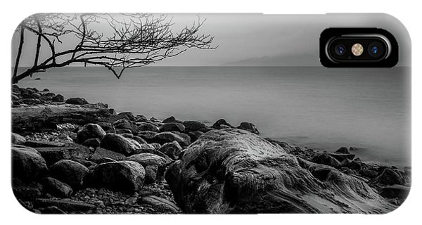 Alone On Spanish Banks IPhone Case
