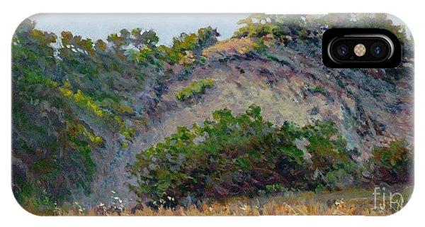 Along Jalama Creek IPhone Case