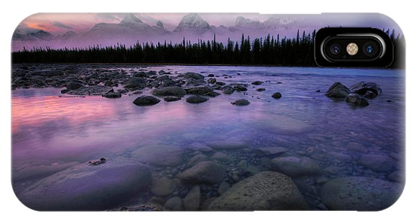 Along The Athabasca IPhone Case
