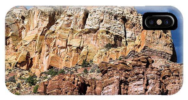 Along The Burr Trail IPhone Case