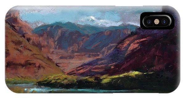 Along The Colorado IPhone Case