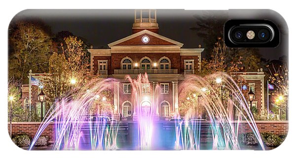 Alpharetta City Hall IPhone Case