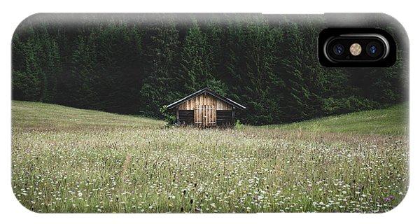 Alpine Symmetry IPhone Case