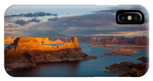 Alstrom Point Lake Powell IPhone Case