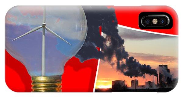 Alternative Energy IPhone Case