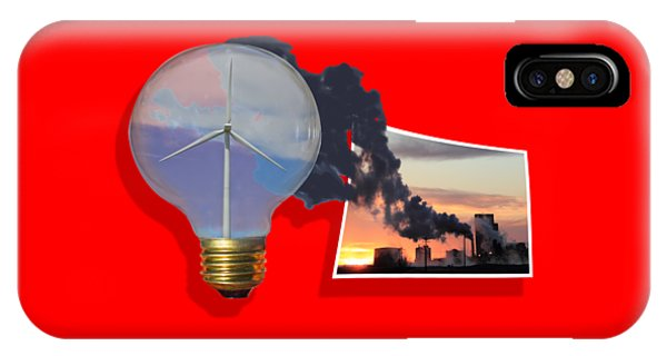 Alternative Energy IPhone Case