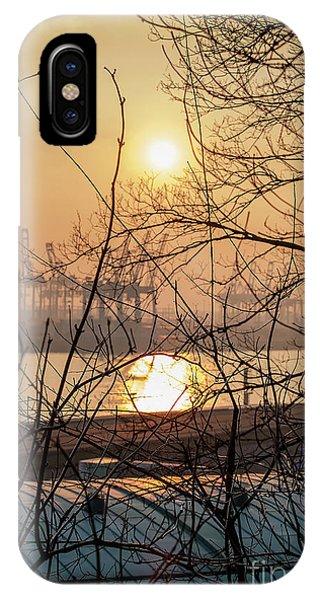 Altonaer Balkon Sunset IPhone Case