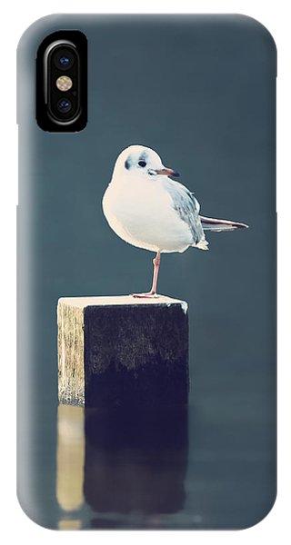 Am I Alone IPhone Case