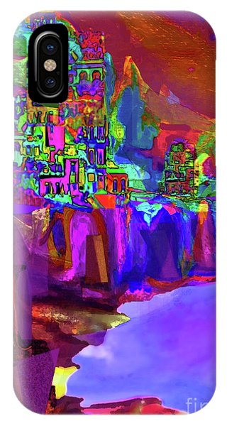Amalfi No 1 IPhone Case