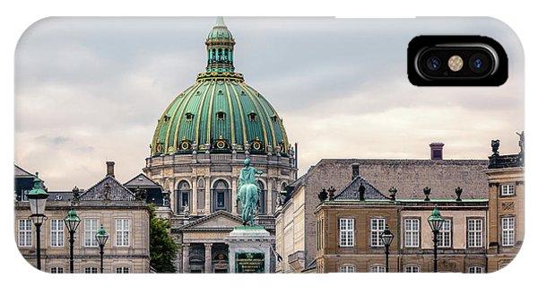 Amalienborg IPhone Case