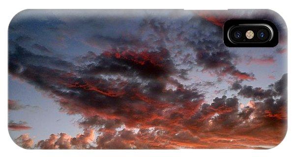 Spectacular Clouds  IPhone Case