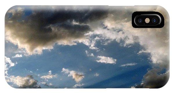 Amazing Sky Photo IPhone Case