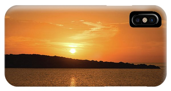 Dawn In Ibiza, Spain IPhone Case