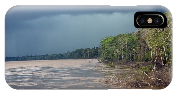 Amazonian Storm Study Number One IPhone Case