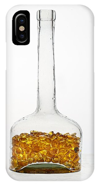 Amber #8198 IPhone Case