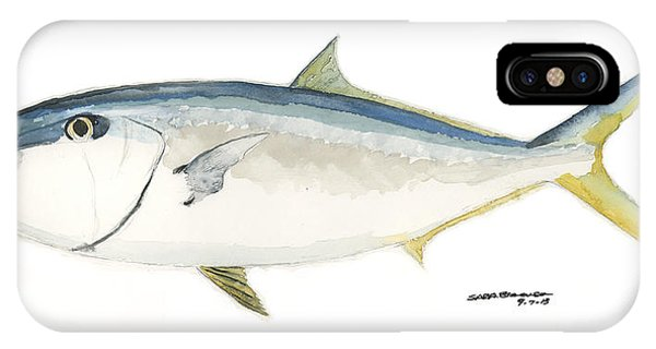 Amberjack IPhone Case