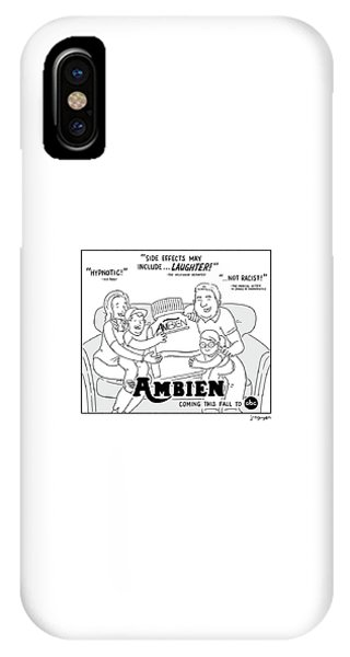 Ambien Coming This Fall To Abc IPhone Case