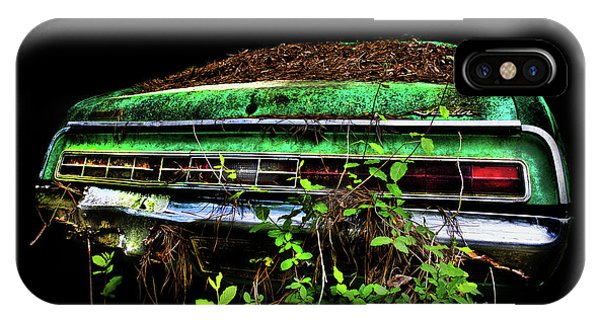 IPhone Case featuring the photograph Amc Javelin  by Glenda Wright