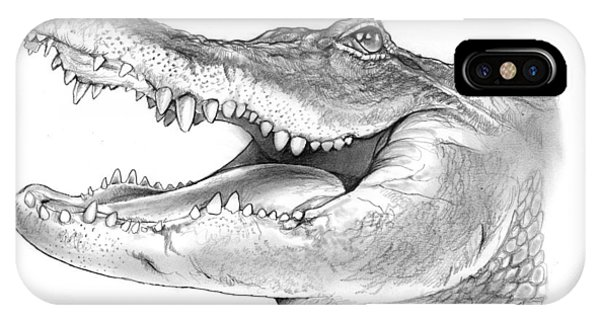 American Alligator IPhone Case