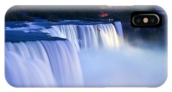 American Falls Niagara Falls IPhone Case