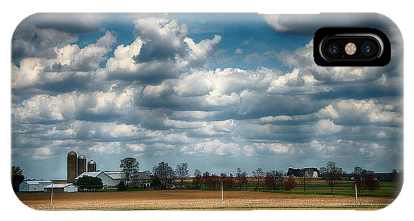 American Farmland IPhone Case