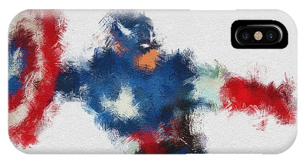 Different iPhone Case - American Hero 2 by Miranda Sether
