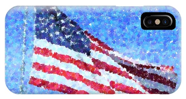 American Honor IPhone Case