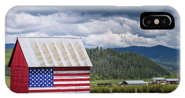 American Landscape IPhone Case