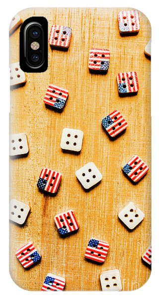 Patriotic iPhone Case - American Made by Jorgo Photography - Wall Art Gallery