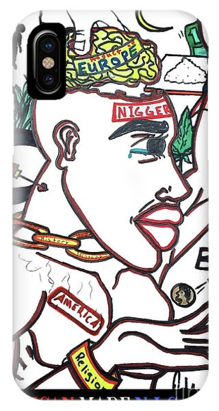 American Made N.i.g.g.e.r. IPhone Case