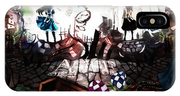 Design iPhone Case - American Mcgee's Alice by Super Lovely