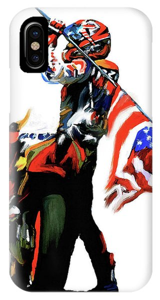 American Revolution Four Nicky Hayden IPhone Case