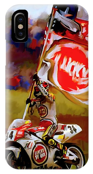 American Revolution I Kevin Schwantz IPhone Case