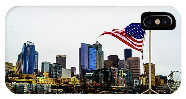 American Seattle Ic IPhone Case