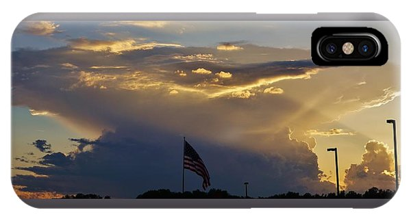 American Supercell IPhone Case