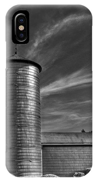 Tower iPhone Case - Americana by Evelina Kremsdorf