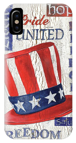 Americana Patriotic IPhone Case