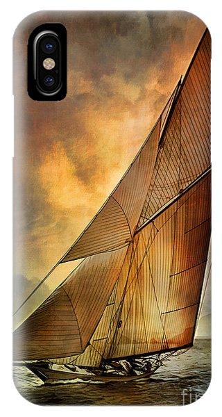 America's Cup 1 IPhone Case