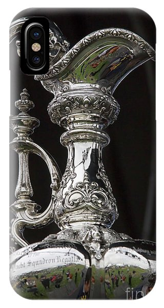 America's Cup Close Up IPhone Case