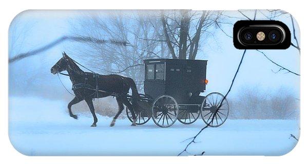 Amish Dreamscape IPhone Case